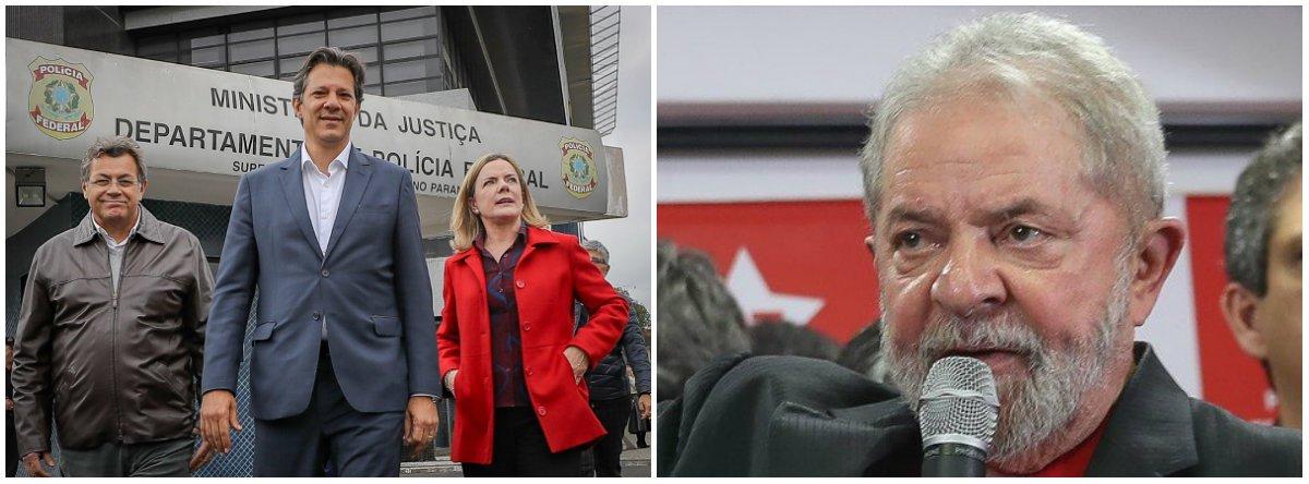 Haddad: ONU julgará mérito de caso Lula em 2019