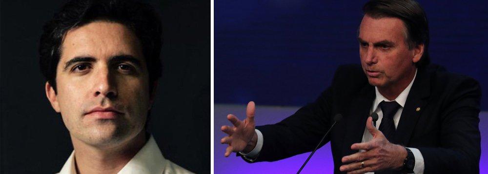 Mello Franco: ao contestar urnas, Bolsonaro questiona sistema que o elegeu
