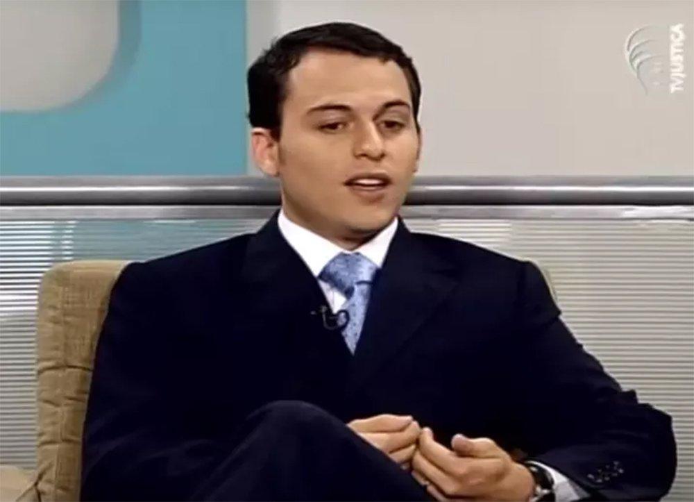 Tiago Cedraz, filho de ministro do TCU, é alvo de ação da PF