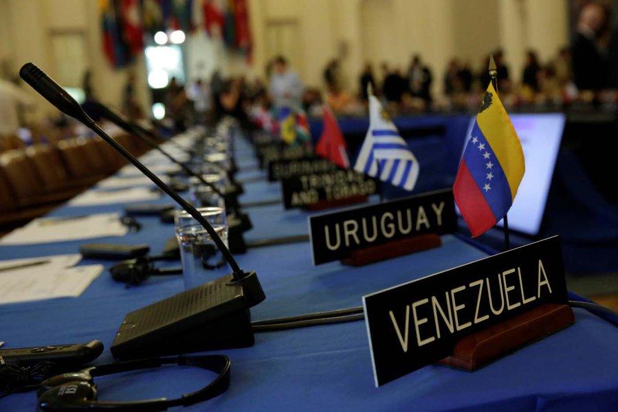 Conselho Mundial da Paz repudia ameaça militar à Venezuela