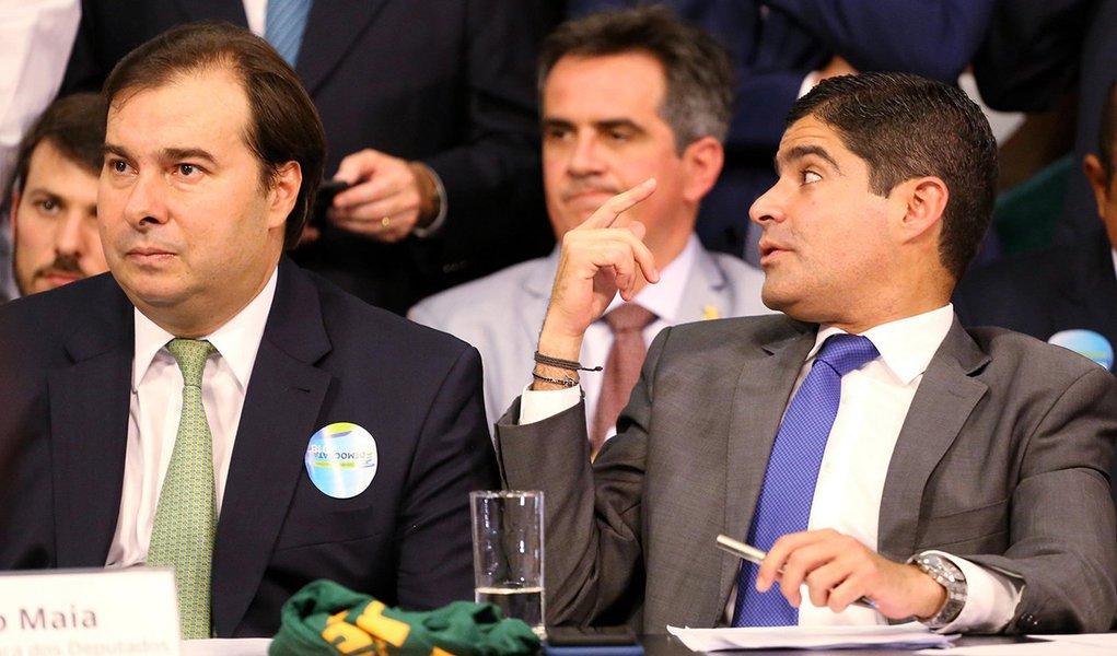 DEM já discute segundo turno entre Haddad e Bolsonaro