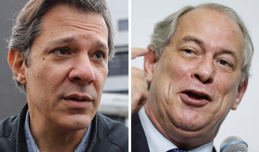 Por que voto em Fernando Haddad e não em Ciro Gomes?