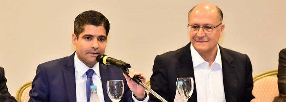 Com Alckmin sem chance, DEM já discute 2º turno