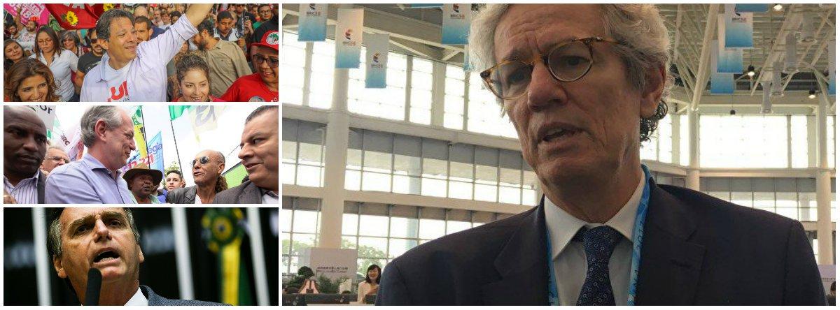 """Em 2° turno, o eleitor pode escolher """"civilização ou barbárie"""", diz Paulo Nogueira Jr."""