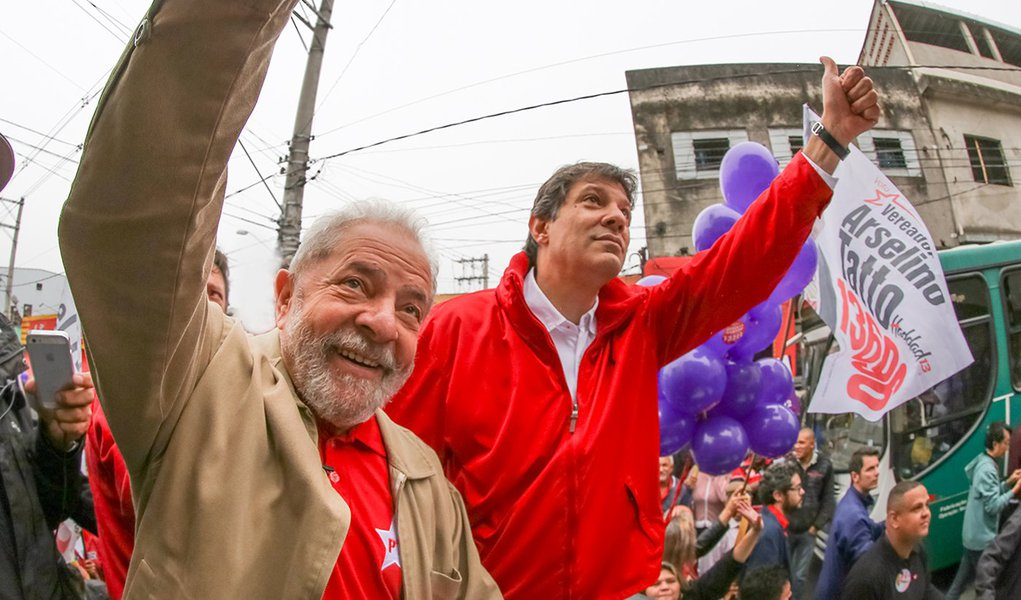 Haddad e o fator Lula