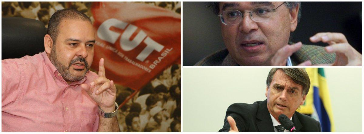 CUT: Bolsonaro pode acabar com a aposentadoria de 50% dos trabalhadores