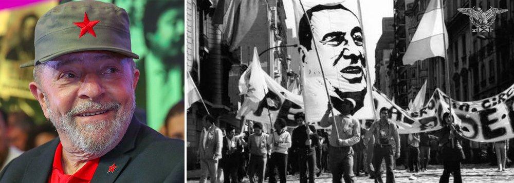 Lulismo, peronismo e democracia no Brasil das eleições