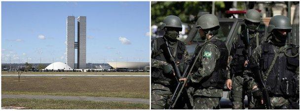 As duas faces do Exército