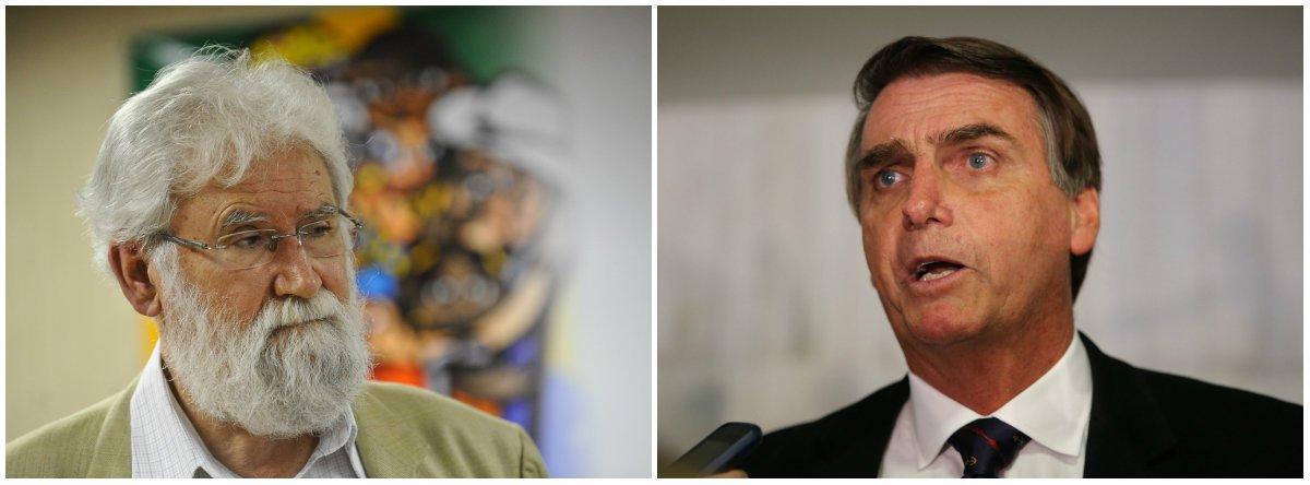 Boff: Bolsonaro não tem qualificação, a não ser por tiro e porrada