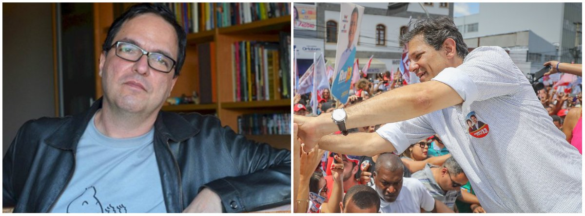 Luis Felipe Miguel: Haddad deve crescer ainda mais