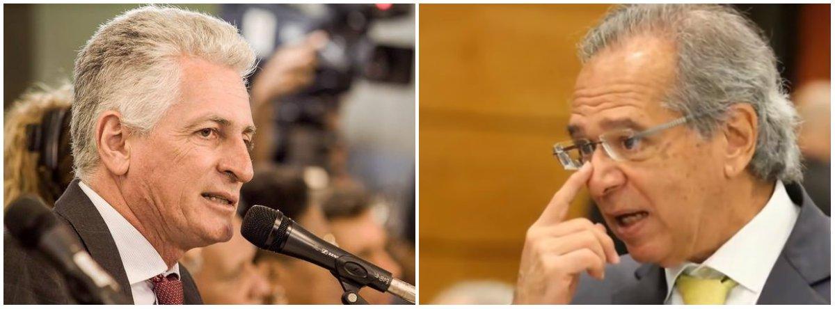 Correia: proposta de Guedes leva o Brasil para o caminho trilhado por Macri
