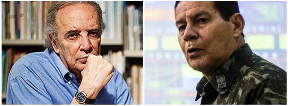 """Jânio de Freitas analisa a """"refundação da imprensa"""""""