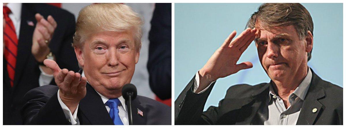 Trump & Bolsonaro