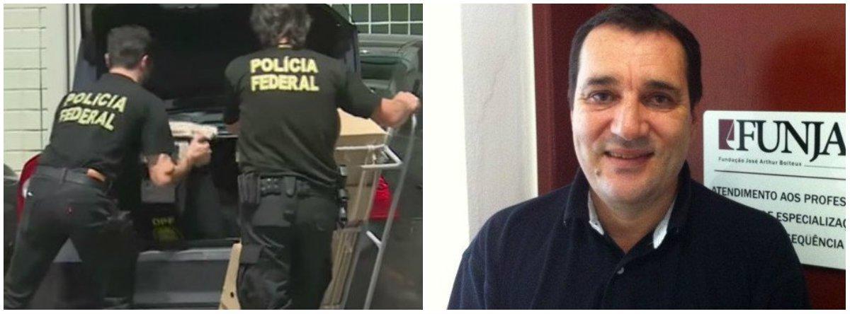"""Acioli Cancellier: """"preciso resgatar a honra de meu irmão"""""""