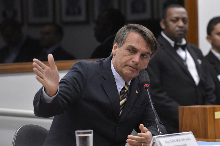 Áudio atribuído a Jair Bolsonaro no hospital é falso