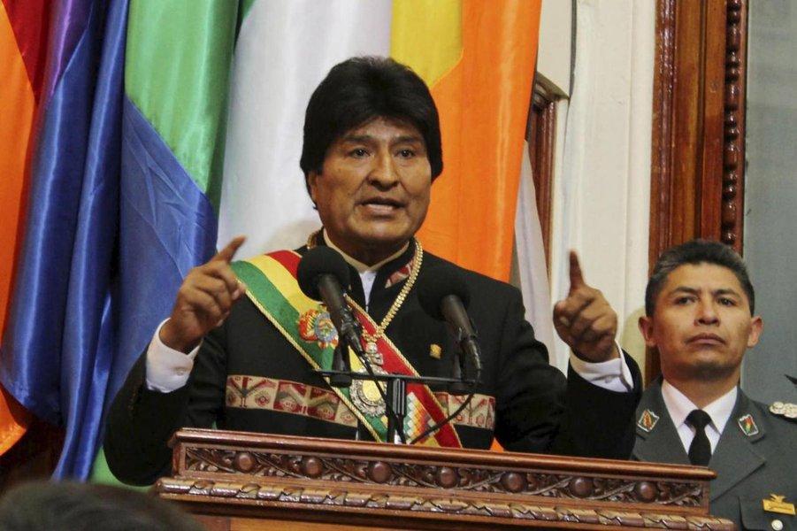 Morales: Trump tem 'obsessão golpista' com Venezuela
