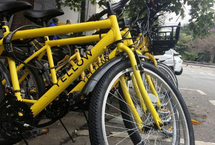 Startup de fundadores da 99 acumula 40 mil viagens de bicicleta em SP
