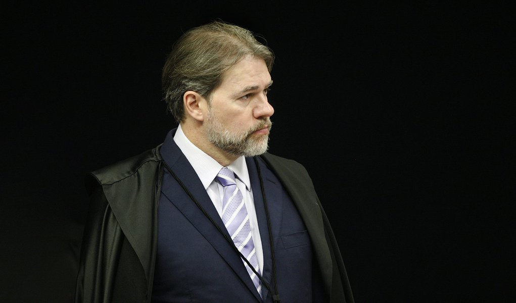 Globo ameaça Toffoli, que assume presidência do STF em setembro