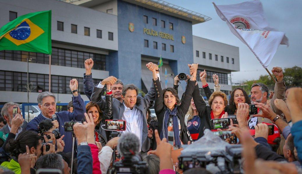 Haddad: a democracia e a justiça possível