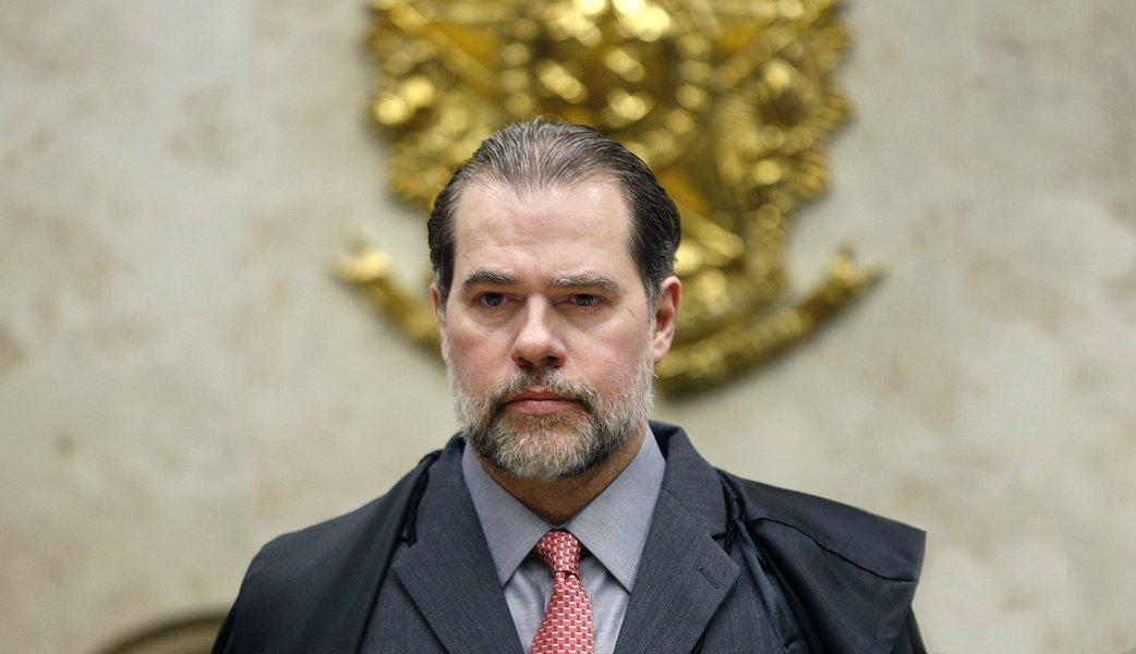 Toffoli não vai se pronunciar sobre ameaça de Eduardo Bolsonaro