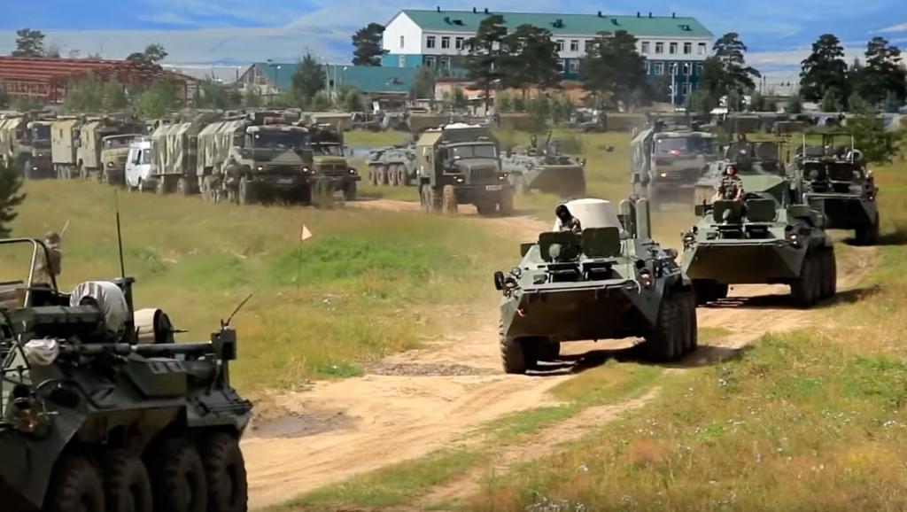 Exercícios militares conjuntos mostram criação de nova aliança entre Rússia e China