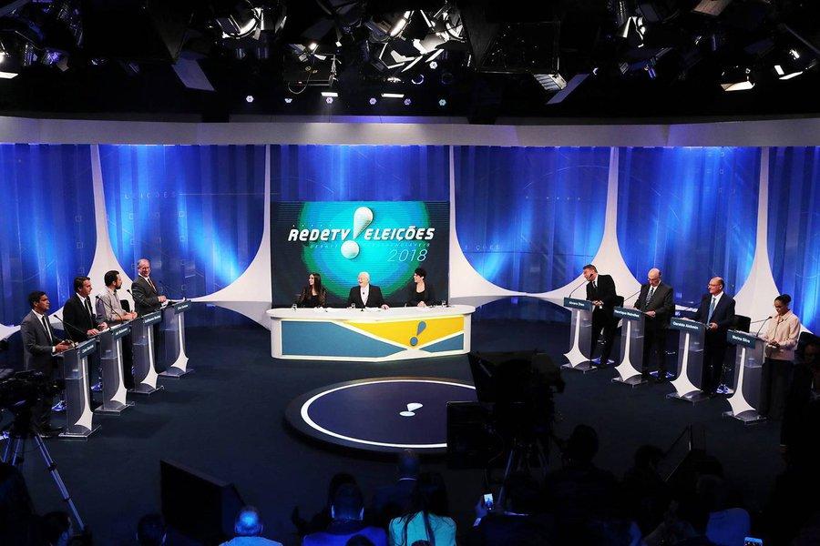 Sem Lula/Haddad e sem Bolsonaro, indústria do debate entra em crise