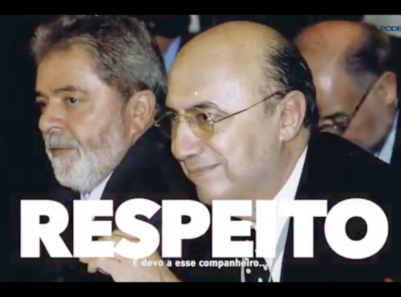 TSE e a farsa: PT é proibido de exibir Lula, mas Meirelles pode