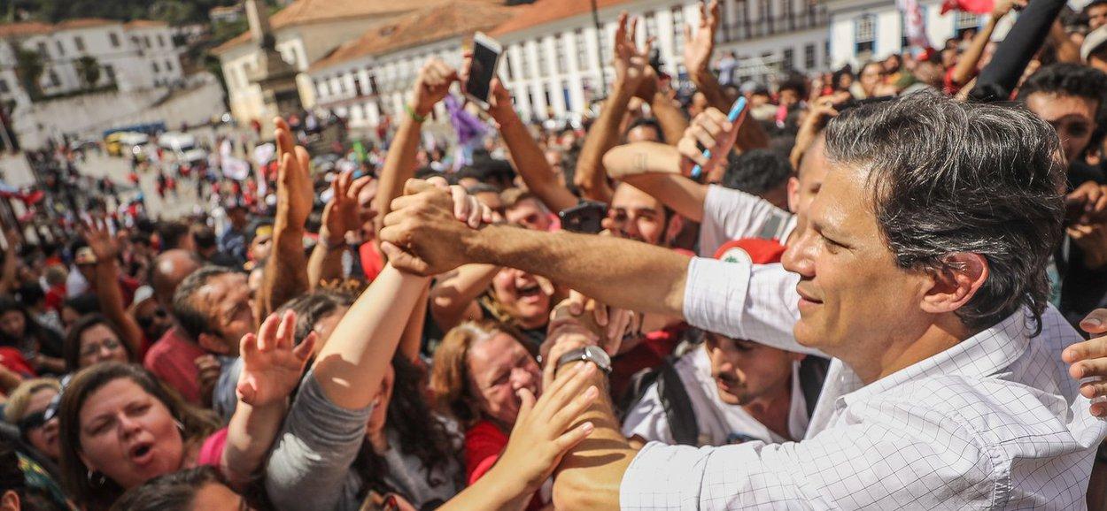 Haddad: empresários vão recobrar confiança para investir no Brasil
