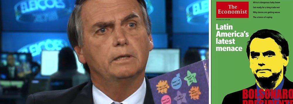 PIB e 'mercado' começam a abandonar Bolsonaro