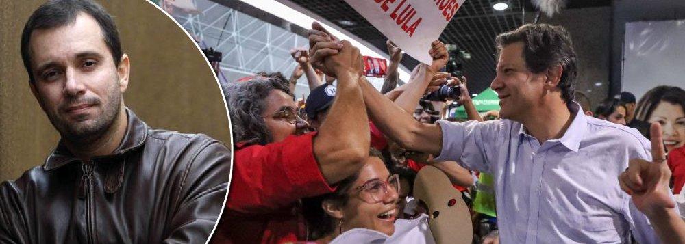 Felipe Pena: Haddad é o verdadeiro candidato de centro