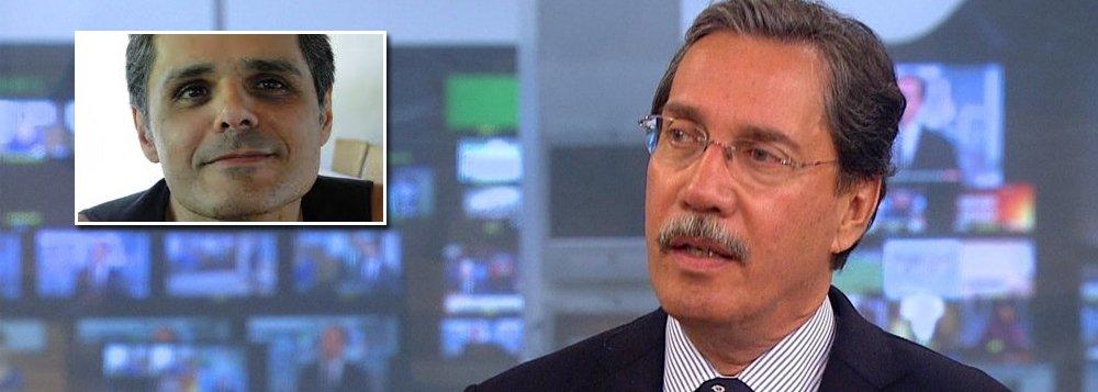 Fernando Barros e Silva: Merval é a prova de que a democracia corre riscos