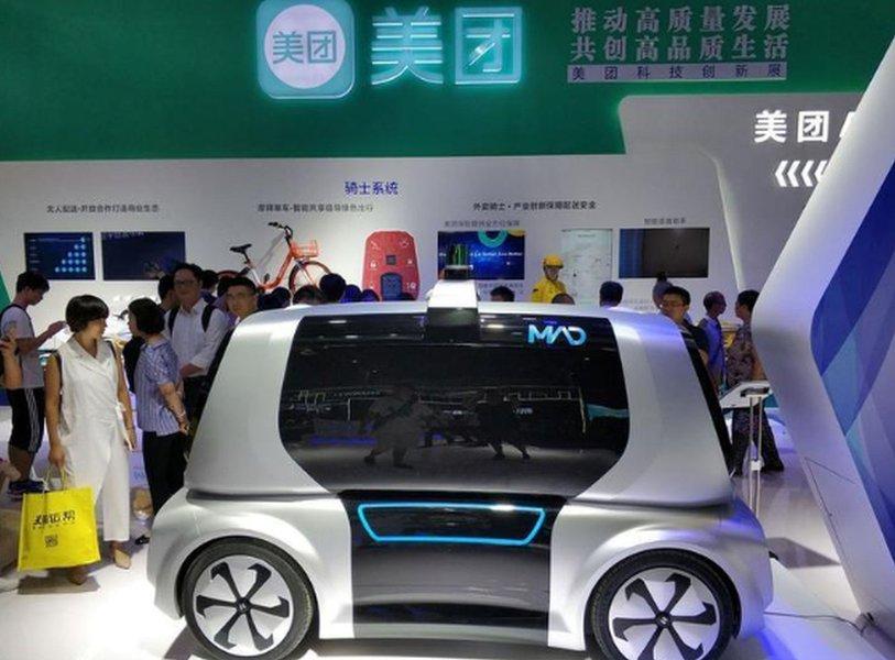Pequim aloca mais estradas para testes de veículos de direção autônoma