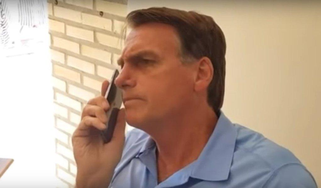 Em 2017, Bolsonaro disse que deixa o Brasil se PT ganhar