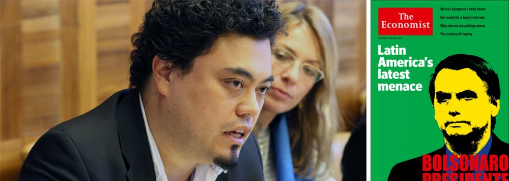 Sakamoto: Paranoia anticomunista ameaça democracia