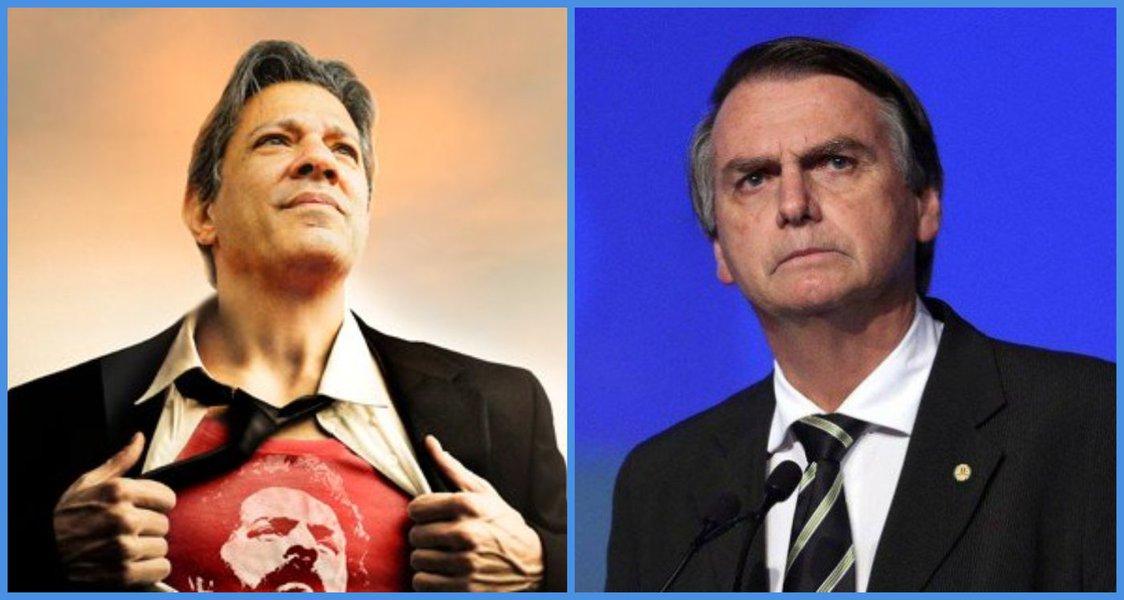 Tereza: polarização leva eleitores a querer resolver parada no 1º turno