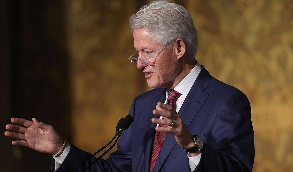 Bill Clinton: ódio deve ficar fora da eleição