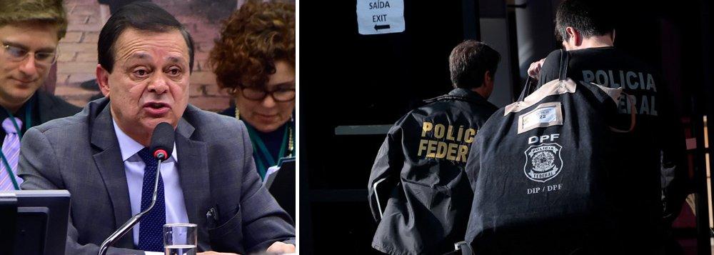 Nova operação da PF mira família de Jovair Arantes, que golpeou Dilma