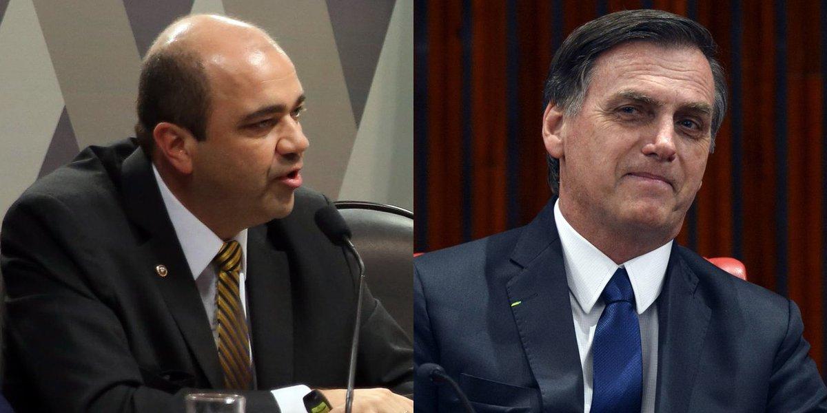 Procurador enquadra Bolsonaro e diz que tormento é ser empregado