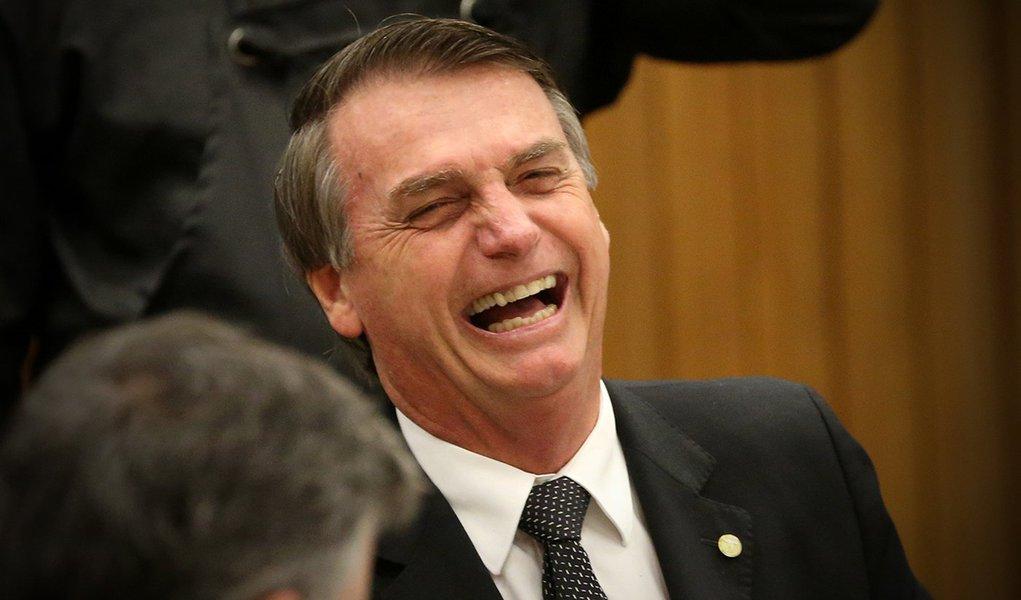 O risco Bolsonaro é cada vez maior. Mercado já fala em abandonar Alckmin