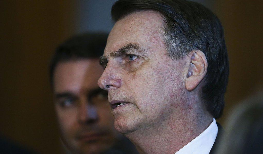 Bolsonaro diz que ser patrão é um tormento e critica multa à Havan