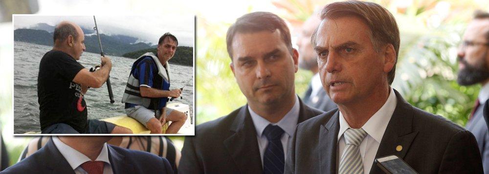O sumiço do assessor dos Bolsonaro