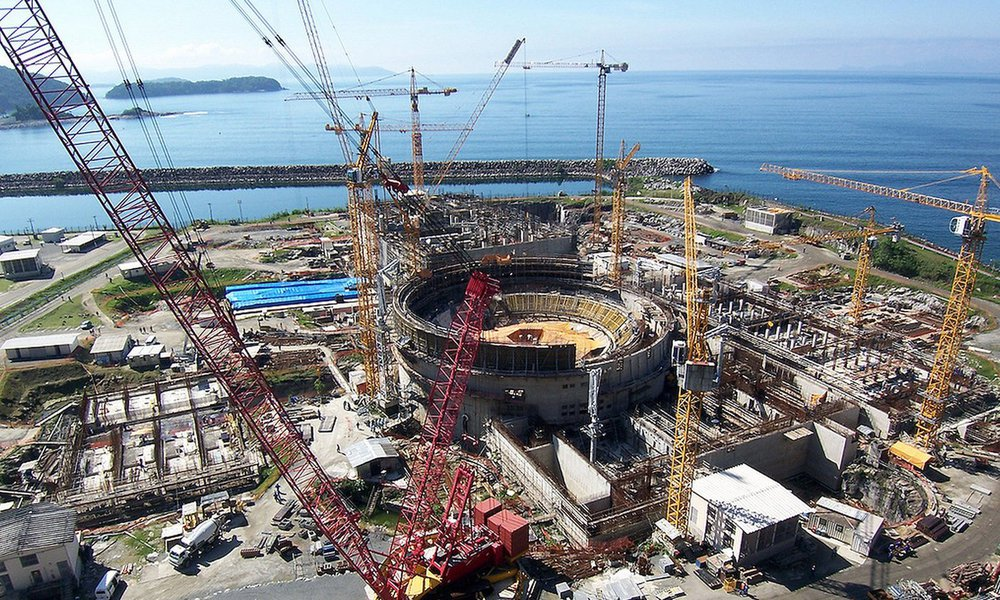 Concluir Angra 3 é prioridade, diz futuro ministro de Minas e Energia
