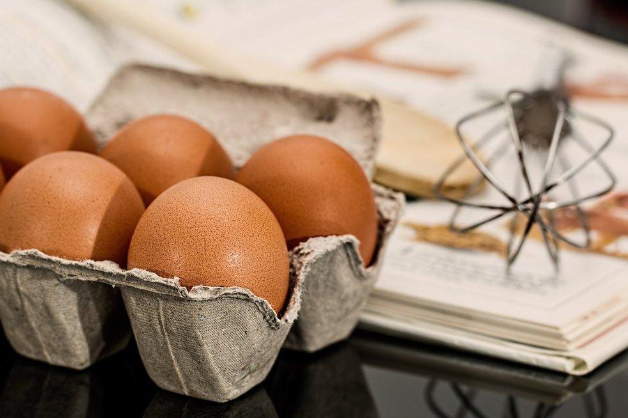 O ovo, as qualidades nutricionais de um excelente alimento proteico