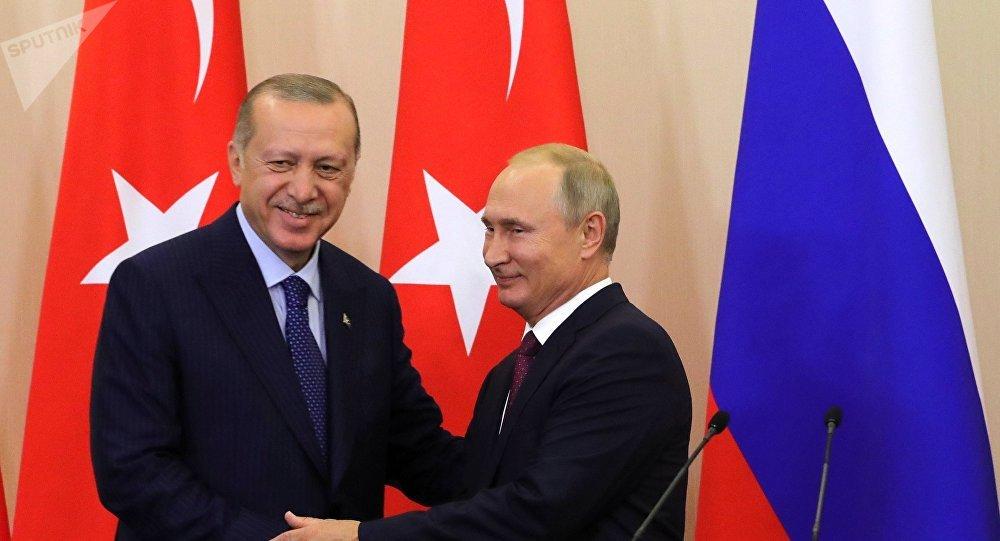 Cooperação entre Rússia e Turquia gera preocupação no Ocidente