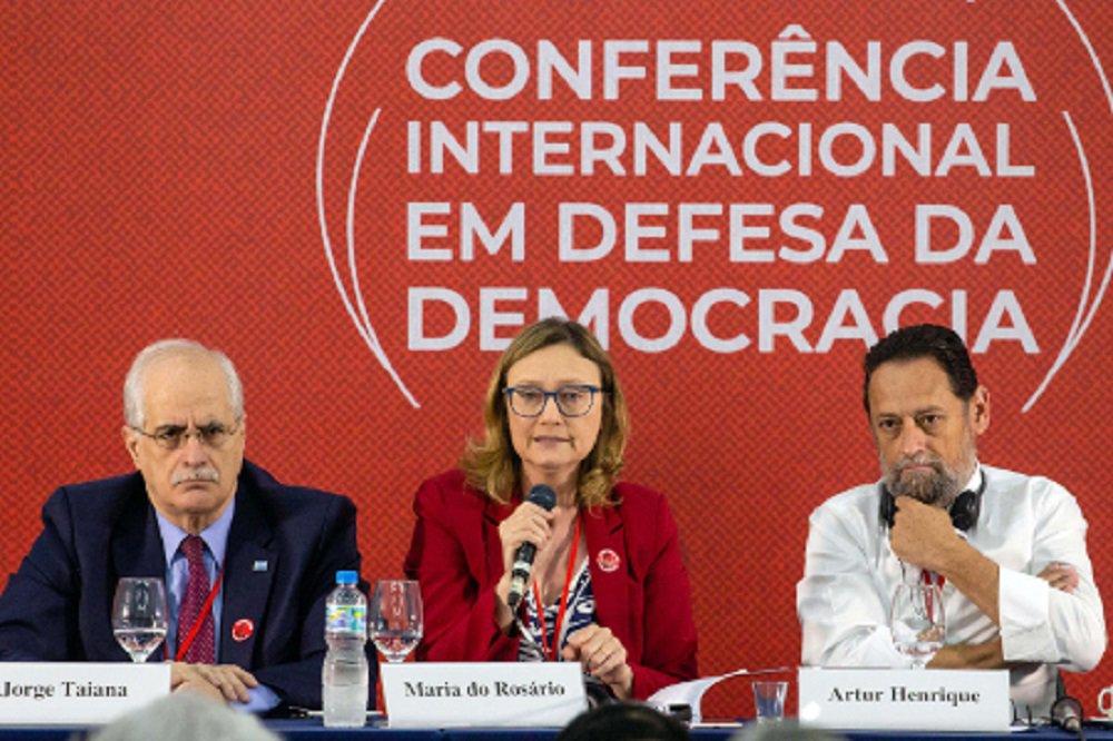 Esquerdas sul-americana e europeia avaliam limites da unidade