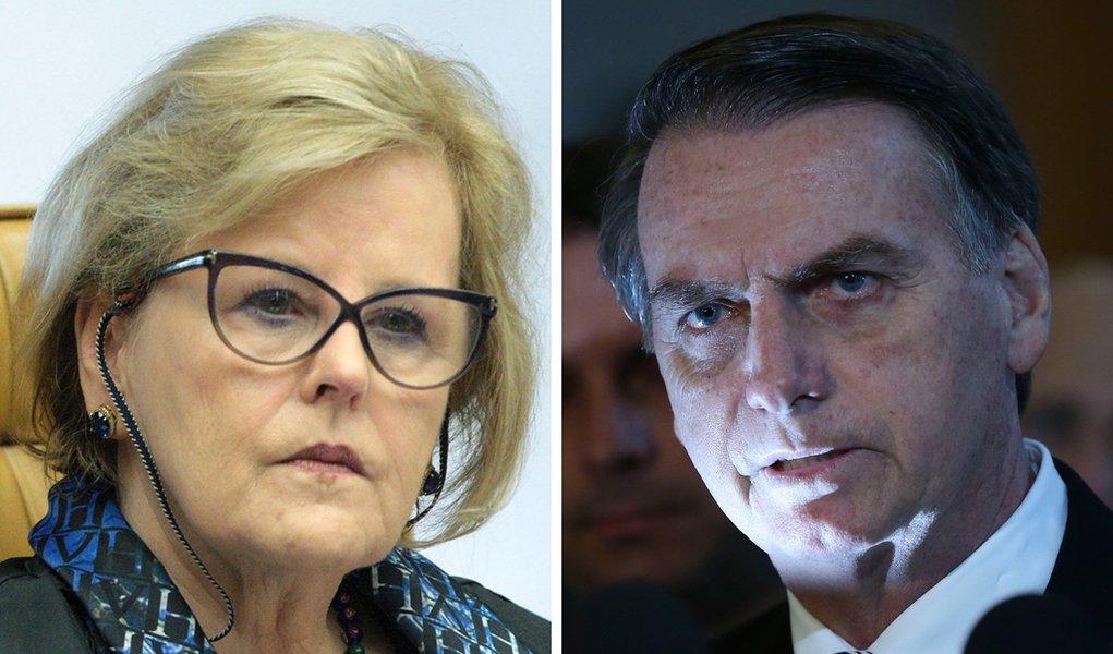 Com que cara Rosa Weber vai diplomar Bolsonaro?
