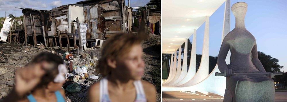 O Brasil sem futuro e o Judiciário sem pudor