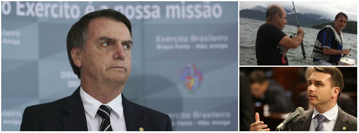 """O$ mistério$ que rondam Fabricio Queiroz, o """"amigo"""" dos Bolsonaro"""