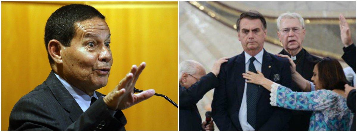 Militares e evangélicos são a nova fonte de poder no Brasil dos Bolsonaro