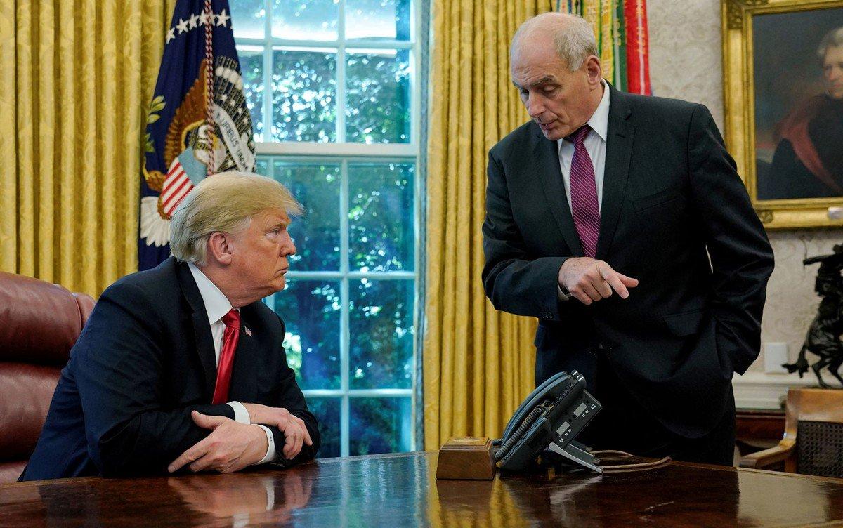 Trump anuncia saída de seu assessor mais próximo